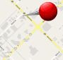 Google Maps with pin