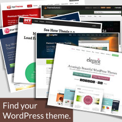 Premium WordPress Themes Gallery