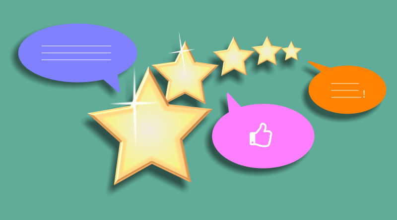 Show Off Your Customer Reviews and Testimonials